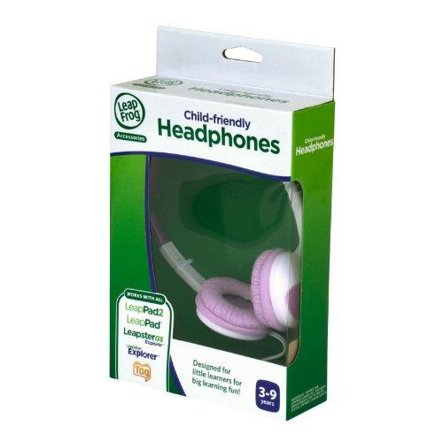 LeapFrog Headphones, Pink by LeapFrog (Image #1)