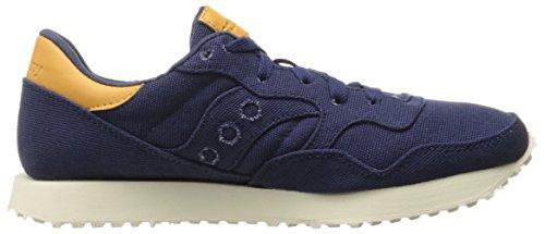 Originali Di Saucony Da Donna Dxn Trainer Fashion Sneaker Blu Marino