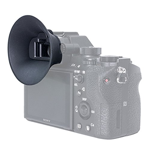 G-Cup EVF Eyecup Replacement for Sony Alpha Series: a7, a9, etc. Guerrilla GC-104