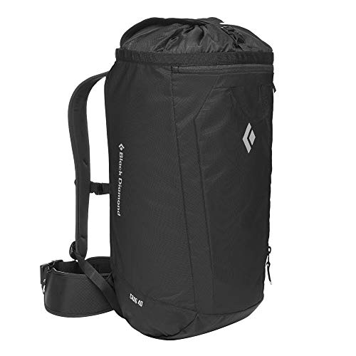 Black Diamond Unisex Crag 40 Backpack Black MD/LG