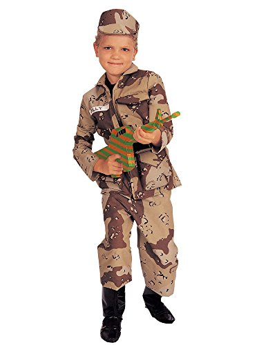 Child Large (Size 12-14, 8-10 Yrs) Special Forces