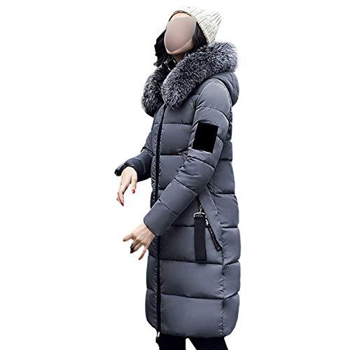 Qualit Manteau Warm Fourrure avec Femme Long Capuchon Hiver Doudoune Bonne Parka De Rn5qHxwPaU