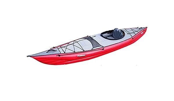 gumotex - framura Juego roja Kayak hinchable con aleta ...