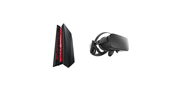 Amazon.com: ASUS ROG G20CB-DB71-GTX1070 Compact Gaming Desktop & Oculus Rift - Virtual Reality Headset Bundle: Computers & Accessories