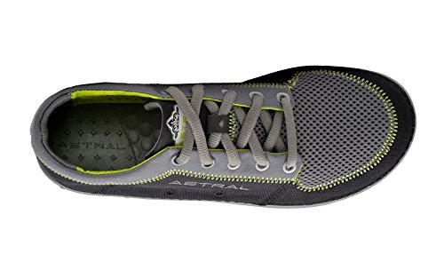 Astrale Brouwer Watershoe - Men39; S Zwart / Lime