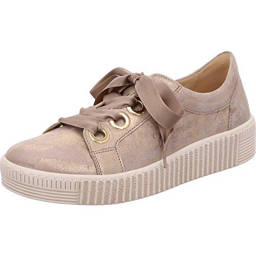 5 calzado 23 calzado 5 De mínimo Negocios casual 330 zapatilla Exterior de ocio Uk muschel Calle Deportivo Gabor Mujer cordones calzado Deporte w4Hdwv