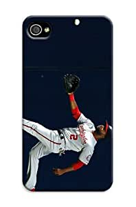 Good Vibes Hipster Washington Nationals Mlb Iphone 4/4S Case Fits Iphone 4/4S