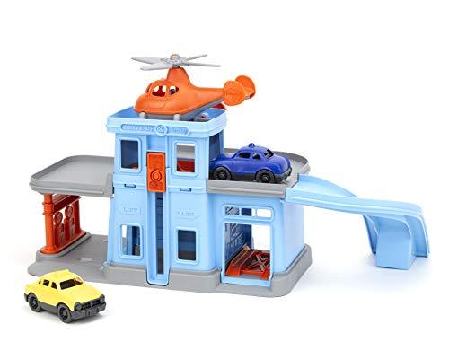 41Hf8 Xk 7L - Green Toys Parking Garage