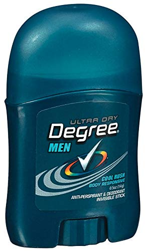 Case Pack Deodorant (Degree Invisible Solid Antiperspirant Deodorant Stick Cool Rush 0.5 Ounce Case of 36)