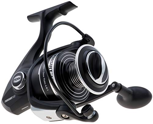 pursuit ii 8000 spinning reels
