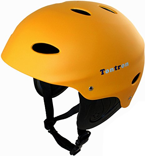 Air Return Wh (Tontron Water Helmet (Yellow, Large))