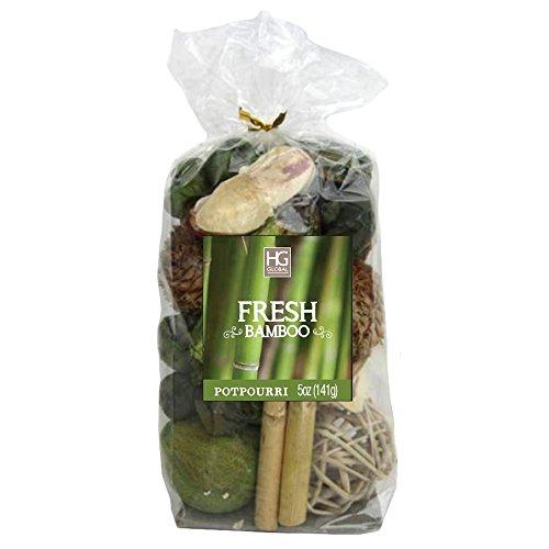 Hosley Fresh Bamboo Chunky