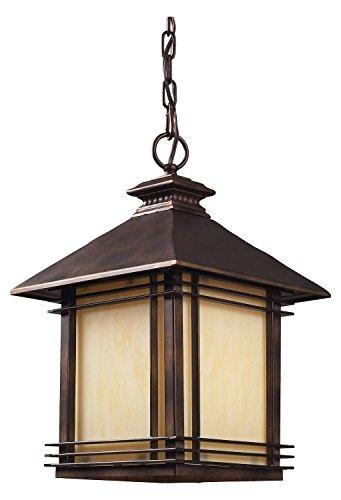 Blackwell Hanging - Blackwell 1 Light Outdoor Pendant in Hazlenut Bronze