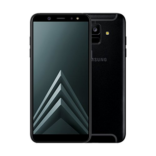 Samsung SM de A600A6, Color Negro