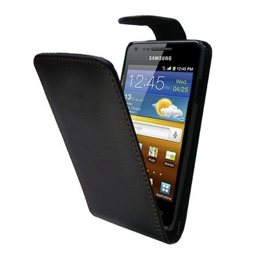 205 opinioni per CUSTODIA/COVER flip case in Pelle per Samsung GALAXY S ADVANCE i9070 / i9070P +