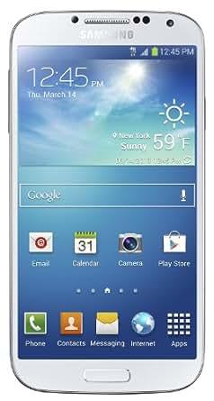 Samsung Galaxy S4, White (AT&T)