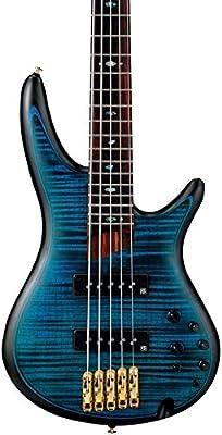 Ibanez Sr Premium 1405e Guitarra Eléctrica de 5 cuerdas Deep Ocean ...