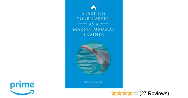 So you want to be a dolphin trainer?