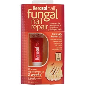 Amazon Com Kerasal Nail Fungal Nail Repair 0 33oz Per Box