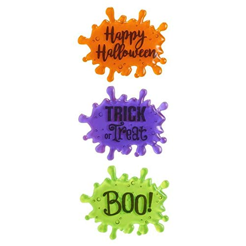 Halloween Slime Sayings Layon -