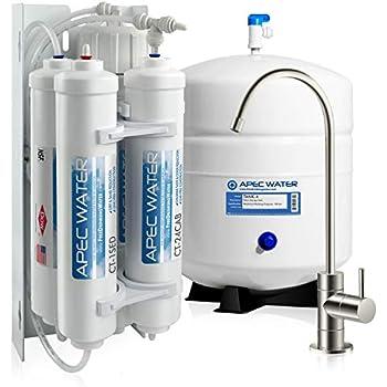 Amazon Com Home Ro Uv Disinfection Drinking Water