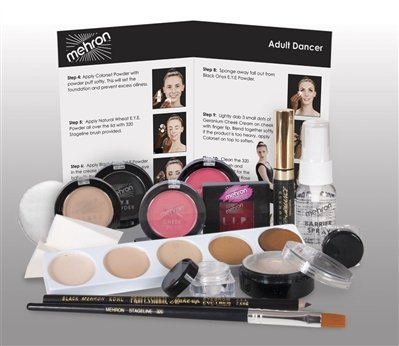 Mehron- Dancers Makeup Kit