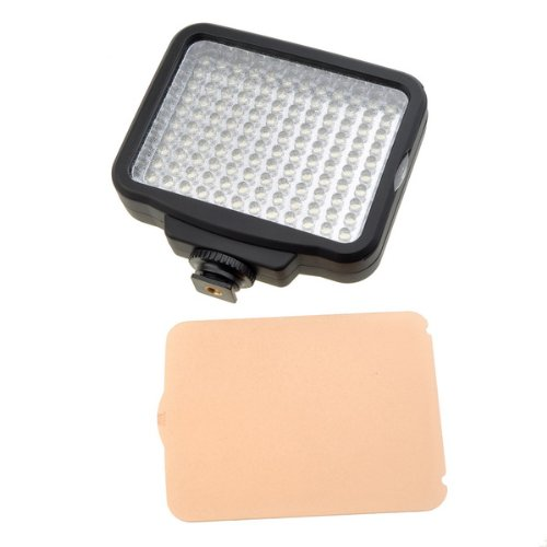120pcs LED IS-L120 Video light for Canon EOS 600D 650D 550D 5D II 60D Neewer 10059025