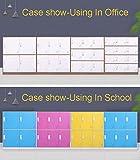 MECOLOR-Steel Office Locker Cabinet with