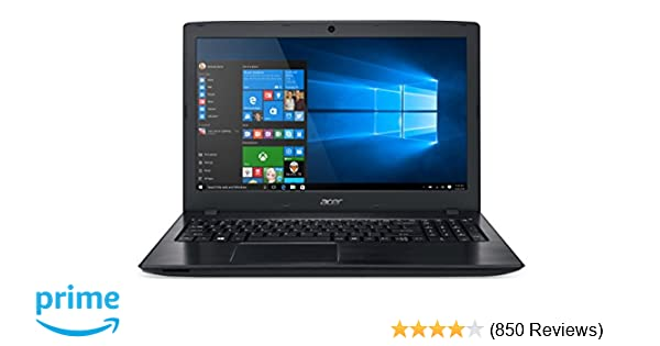 Amazon.com: Acer Aspire E 15 Laptop, 15.6