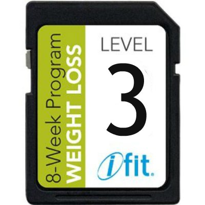 iFit Weight Loss - 8 Week Program - Level 3 (Proform Elliptical Et)