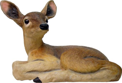 """Call of the Wild HomeStyles 89570 Lying Deer Fawn 10.25"""" H from Call of the Wild"""