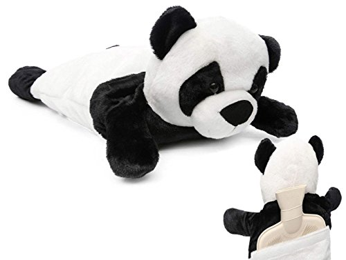 stuffed animal hot water bottle - 2