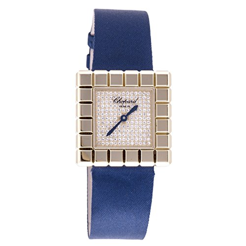 Chopard-Ice-Cube-automatic-self-wind-womens-Watch-DE-GRISOBONO-Certified-Pre-owned