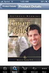 Anthony Robbins Power Talk! Watch Your T.V. plus special interview with Captain Gerald Coffee Audio CD