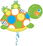 Amscan Turtle and Frog Ultrashape Foil Balloon - Best Reviews Guide