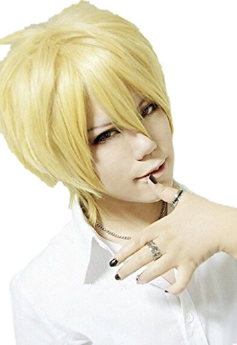 Ouran High School Host Club Tamaki Suoh Cosplay Costome Party Hair Wig