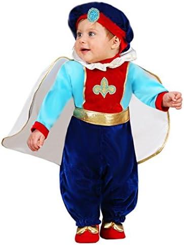 Disfraz de carnaval Príncipe (74 – 78 cm): Amazon.es: Bebé
