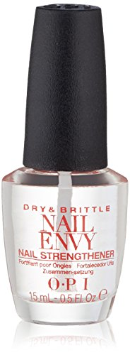 OPI Nail Envy Nail Strengthener, Dry and Brittle, 0.5 fl. oz.