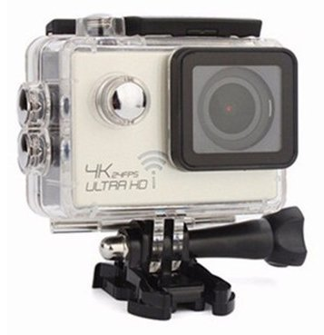 Sports Action WIFI 4K Camera/Video Cam. 30M Waterproof 24FPS/4K K-Max Global Inc. 4K-24FPSWIFI