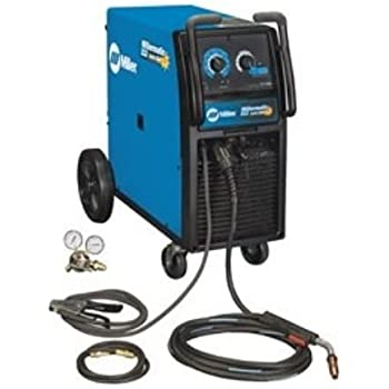 MILLER ELECTRIC MULTIMATIC 220 AC/DC #907757 - - Amazon.com
