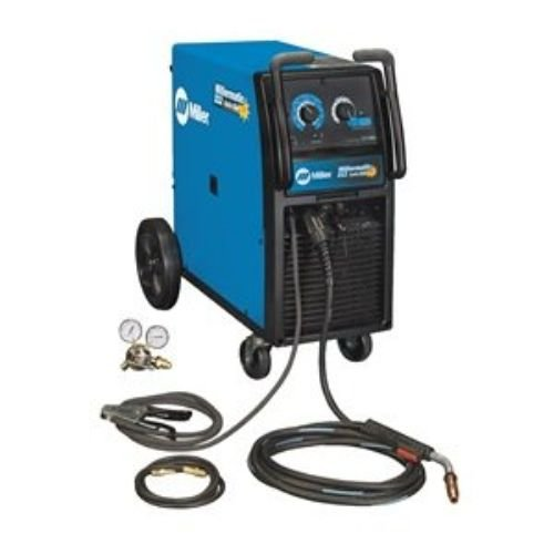 Miller Electric, 907405, MIG Welder, Wheeled, 208/230VAC