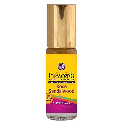 Rose Sandalwood Natural Perfume Oil