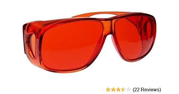 df4b0fed5cb7 Amazon.com  Fit Over Color Therapy Glasses