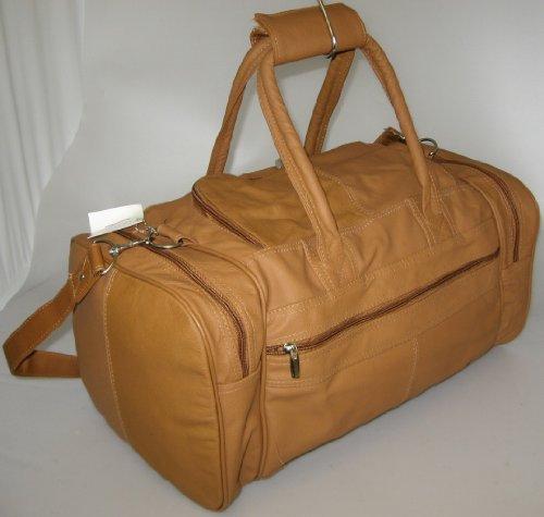 Lorenz patch in vera pelle con finiture uomo realizzato in pelle bovina borsone borsone palestra borsa tan custodia da viaggio Strong bag