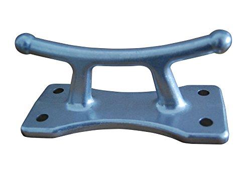 Dock Edge Classic Aluminum Dock Cleat, 6 1/2-Inch