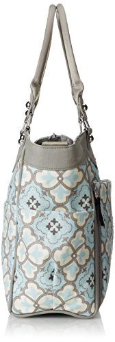 Petunia Pickle Bottom Carryall Urbain - Bolso bandolera, color azul