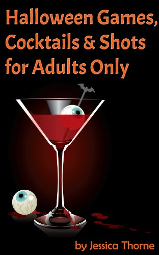 Halloween Games, Cocktails, & Shots for Adults Only