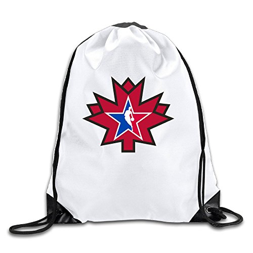 Weekend Drawstring - 2016 ALL STAR WEEKEND Lightweight Drawstring Bags Backpack White Size One Size