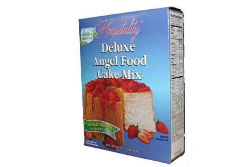 Angel Food Cake Mix by Hospitality
