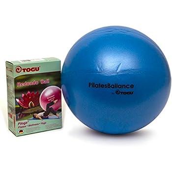 Amazon.com: Togu Pilates Ball, 30 cm para Yoga, Pilates ...